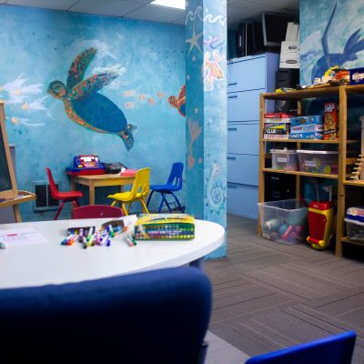 NYCC Playroom